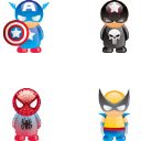 Link toMarvel users icons