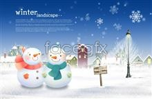 Link topsd files source poster snowman cartoon a provide china in Material