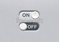Link toMatte toggle switch psd