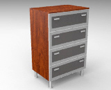 Max furniture /  cupboard 23 3d model