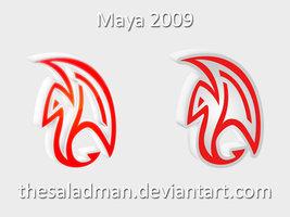 Link toMaya 2009 matte
