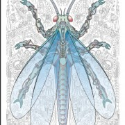 Link toMechanical fly creative design vector free