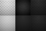 Link toMetal dot background vector