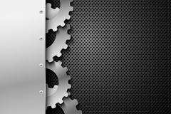 Link toMetal gears background vector