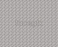 Link toMetal plate background silver vector