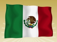 Link toMexican flag vector free