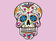 Link toMexican skull vector free