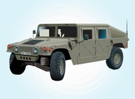 Link toMilitary jeep vector free