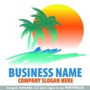 Link toModern business logos creative design vectors 01