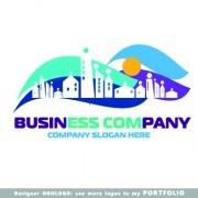 Link toModern business logos creative design vectors 06