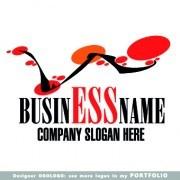 Link toModern business logos creative design vectors 07