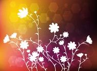 Link toModern floral design vector free