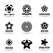 Link toModern logos creative design vector set 11