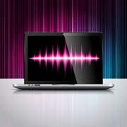 Link toModern monitor with technology vector 03 free