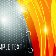 Link toModern tech abstract vector background 02 free