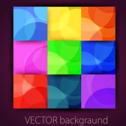Link toMulticolor squares vector background art free
