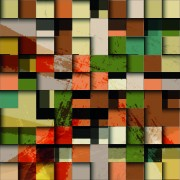 Link toMulticolored mosaics squares backgrounds 05 vector