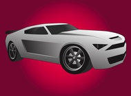 Link toMustang illustration vector free