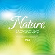 Link toNatural abstract blurred background vector free