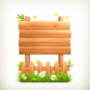 Link toNature and wooden board background 01 free