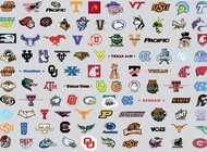 Link toNcaa men's basket logos pt2 vector free