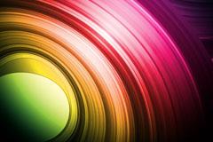 Link toNeon colored circular background vector