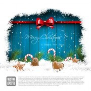 Link toNew year 2014 christmas elements set vector 12