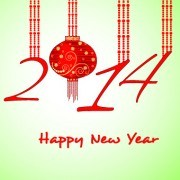 Link toNew year 2014 vector graphics 03