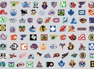 Link toNhl hockey logos vector free