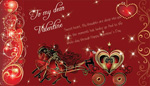 Link toNoble valentine's day cards psd