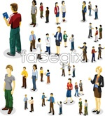 Link toOccupational character vector