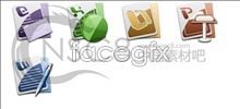 Link toOffice 2012 icons