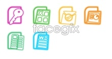 Link toOffice 2013 icons