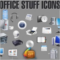 Link toOffice accessories icons