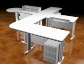 Link toOffice furniture 004-office portfolio��59�� 3d model