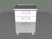 Link toOffice  furniture 014-99 3d model