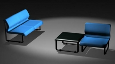 Link toOffice furniture009-sas ��26�� 3d model