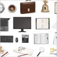 Link toOffice icon vector series