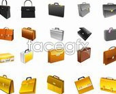 Link toOffice products portfolio vector