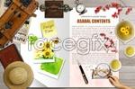 Link toOffice supplies psd