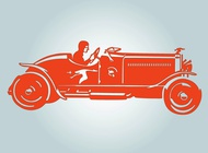 Link toOld convertible vector free
