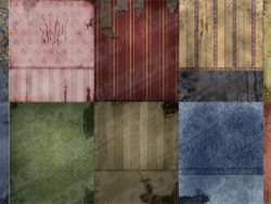 Link toOld european-style wallpaper wall picture material-1
