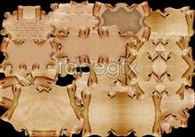 Link toOld paper-kraft brown paper psd