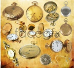 Link toOld pocket watch psd