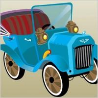 Link toOld-timer car