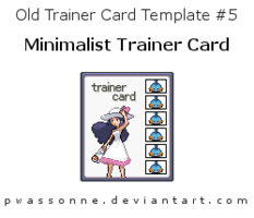 Link toOld trainer card template 5