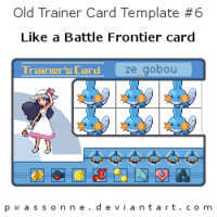 Link toOld trainer card template 6
