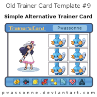 Link toOld trainer card template 9
