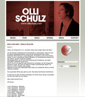 Link toOlli schulz website redesign