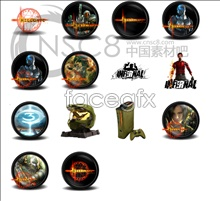 Link toOnline gaming icons